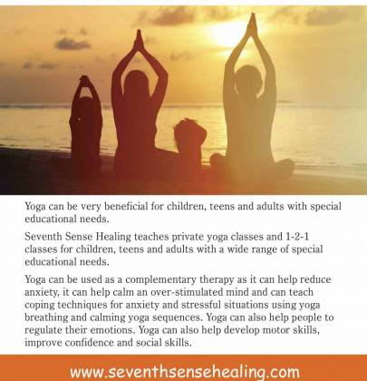 Yoga for Special Educational Needs