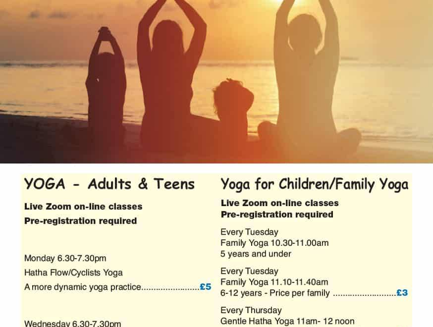 Family & Teens Yoga